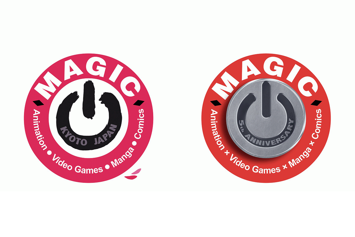 SPECIAL LOGO for MAGIC